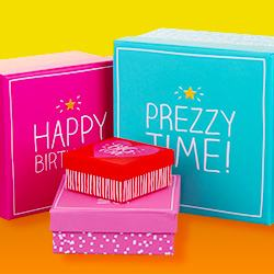 Happy Jackson Gift Boxes