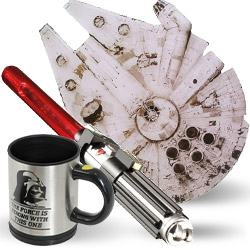 Browse everything in the Star Wars range