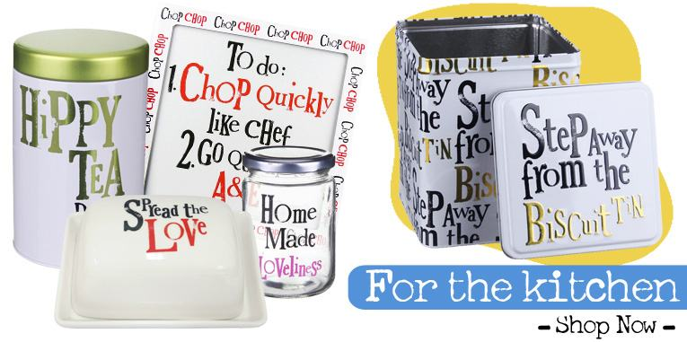 Kitchen accessories form The Bright Side range