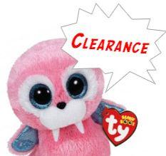 TY Clearance