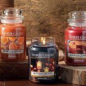 Harvest Time collection from Yankee Candle