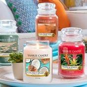 Just Go collection from Yankee Candle