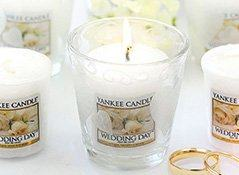 Wedding Day collection from Yankee Candle