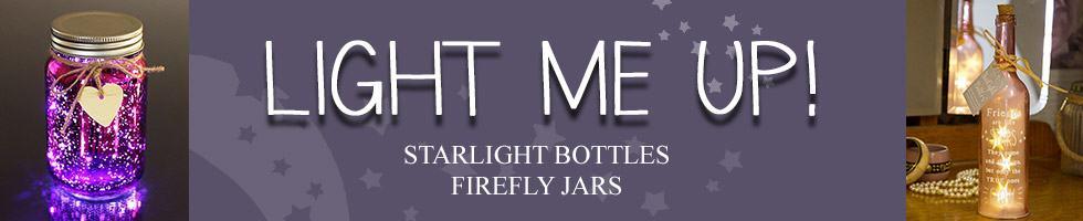LED Bottles and Jars