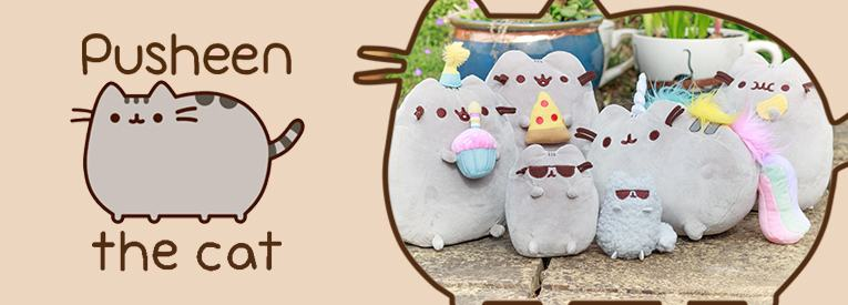 Pusheen The Cat Plush Toys