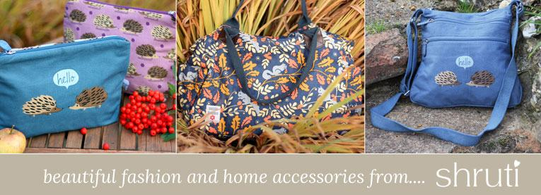 Shruti Designs - fashion and home accessories