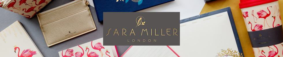 Stationery and accessories from Sara Miller London